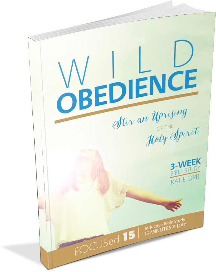 Wild Obedience BIble Study